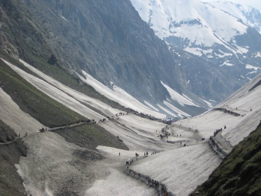 Amarnath Yatra with Helicopter Gallery